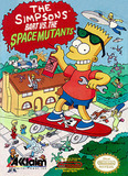Simpsons: Bart vs. The Space Mutants, The (Nintendo Entertainment System)